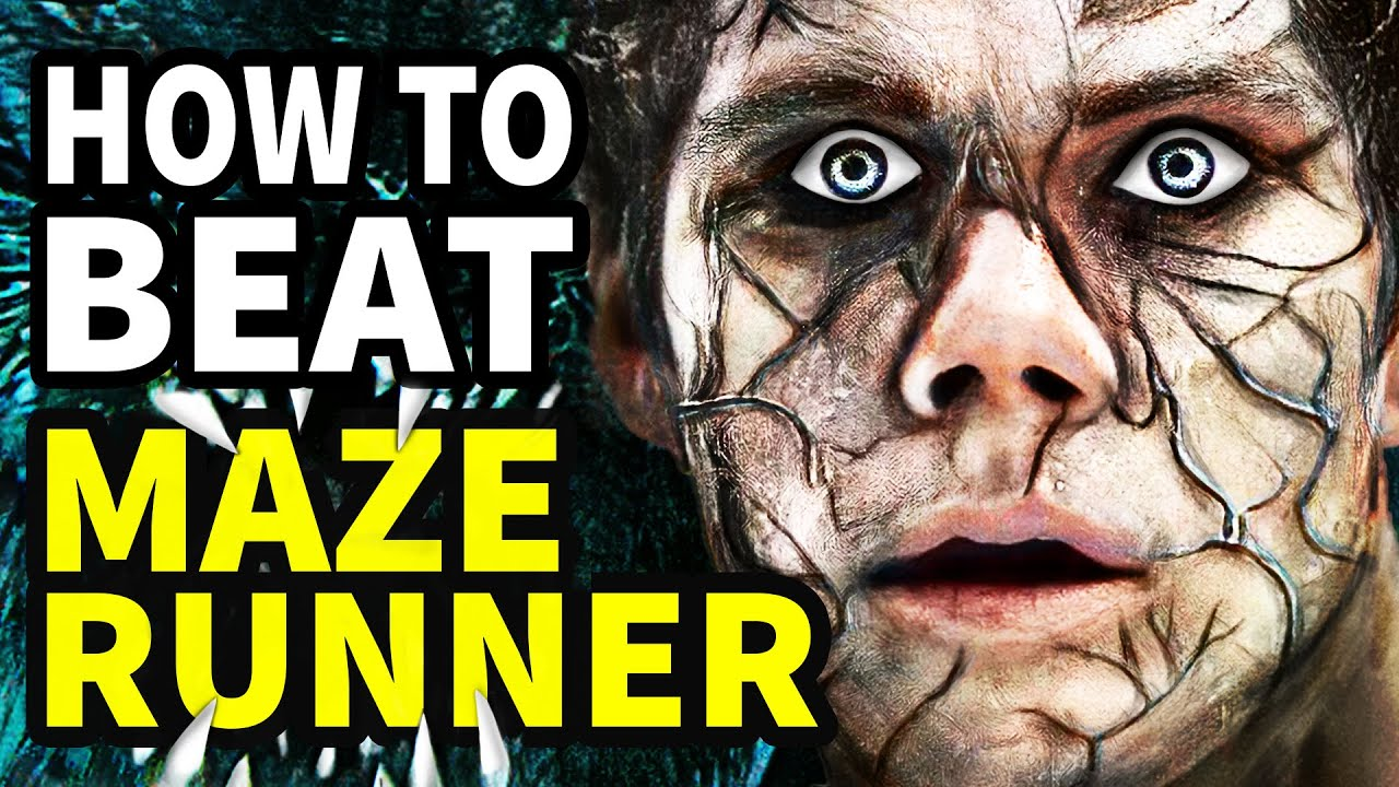 """Download How To Beat The DEATH MAZE In """"Maze Runner"""""""