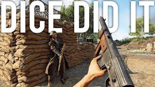 DICE actually did it - Battlefield 5