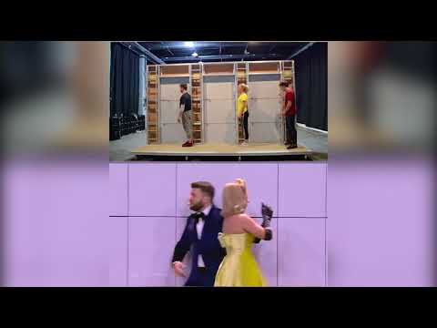 DoReDoS - My Lucky Day - Moldova Behind the Scenes VS Live Performance - Eurovision 2018