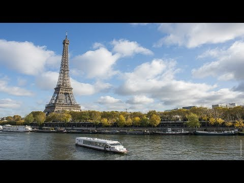 Lunch and dinner cruise with La Marina, Paris