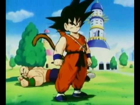 Goku vs El Rey Pikoro