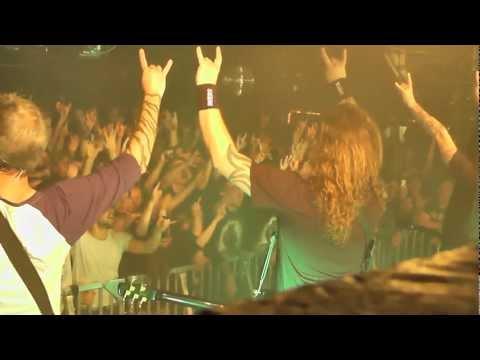 In Flames - Live Debaser Stockholm - Stage Cam