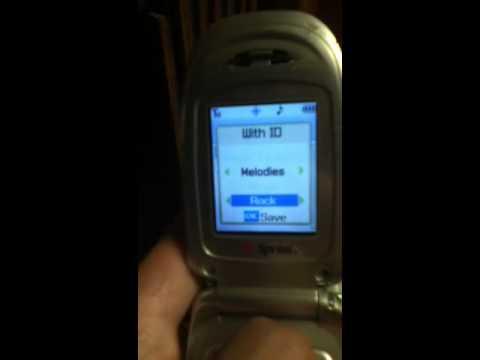 Samsung a660 ringtones