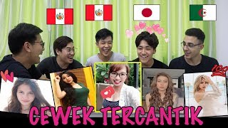 【WADIDAW!!!】REAKSI COWOK LUAR NEGERI LIAT ARTIS & YOUTUBER CEWEK INDONESIA !(KIMI HIME,LUCINTA LUNA) MP3