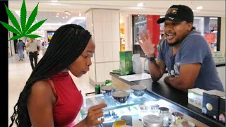 Is Weed Legal in South Africa? Smoking weed for the 1st time in Johannesburg!!!