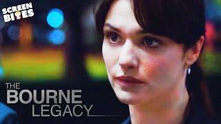 Breaking into the Lab   The Bourne Legacy   SceneScreen