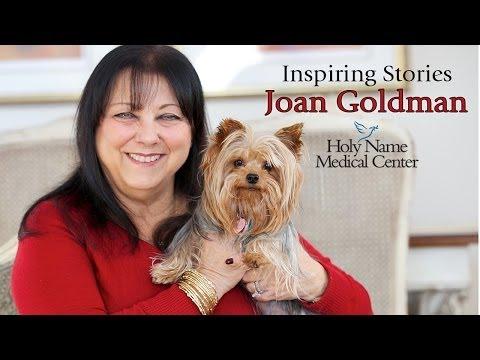 Inspiring Stories: Joan Goldman at Holy Name Medical Center