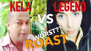 Video Kela or Legend | Who's the Best ? download MP3, 3GP, MP4, WEBM, AVI, FLV November 2018