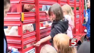Carter County students spend time on farm
