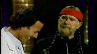 julio iglesias and johnny singing to all the girls we loved