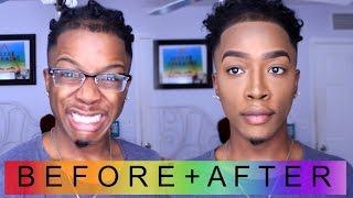 geek to fleek   full face makeup routine   felip charming