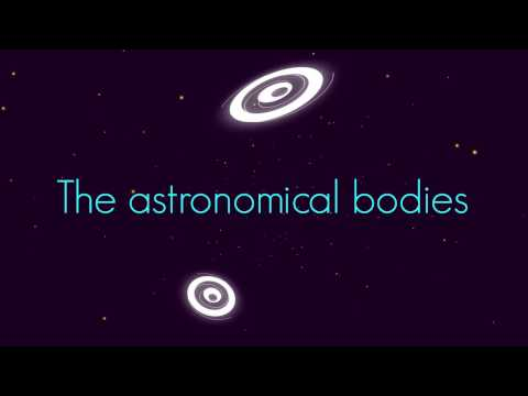 Astronomical Bodies & Astronomical Units