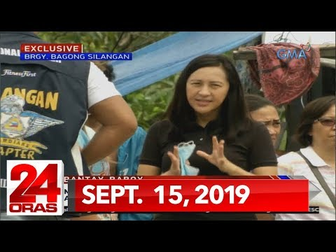 24 Oras Weekend: Sept 15 2019