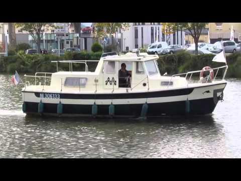 Cabin Cruiser Marlin Grande Croisière River, Coastal & Offshore Cruiser - Boatshed - Boat