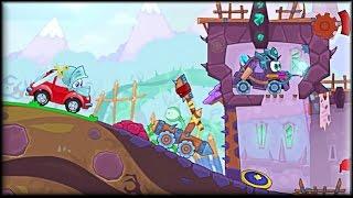 Wheely 6: Fairytale - Game Walkthrough (all levels)