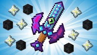 Minecraft Lendário #54: EU FIZ A ESPADA QUE TODOS VOCÊS QUERIAM!