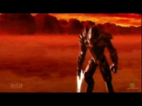 All Of Me Halo Legends The Duel Amv Youtube