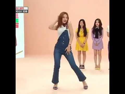 [180813] Red Velvet's Joy sexy dance 'Havana' (Idol Room preview)
