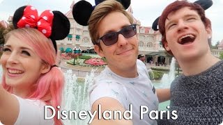 Disneyland Paris 2016! | Evan Edinger Travel