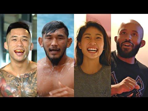 ONE: REVOLUTION Vlog | Aung La, Martin, DJ, Victoria & MORE
