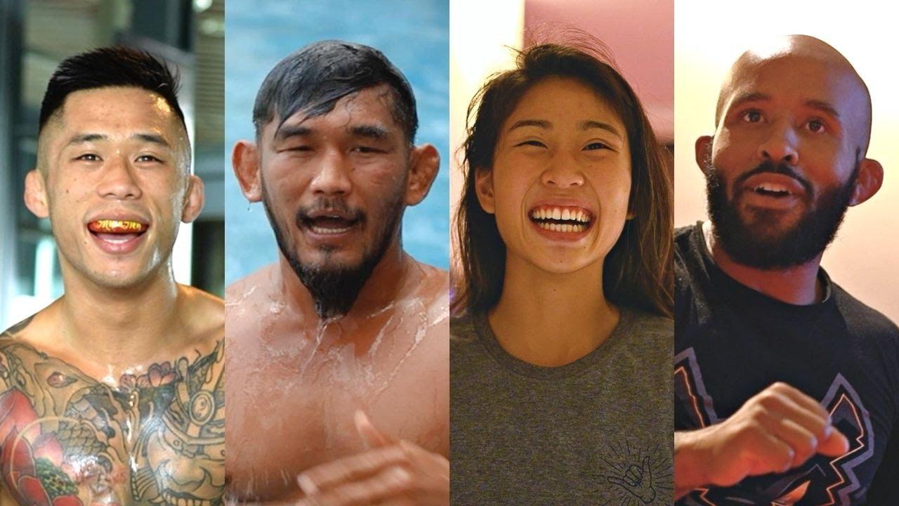 Download ONE: REVOLUTION Vlog   Aung La, Martin, DJ, Victoria & MORE