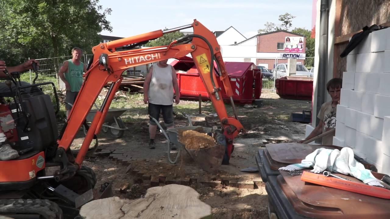 Fabulous Umbau Kornmuehle Geilenkirchen Fundament Anbau - YouTube CP84