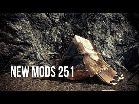 5 Brand New Console Mods 251 - Skyrim Special Edition (PS4/XB1/PC