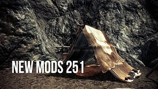 5 Brand New Console Mods 251 - Skyrim Special Edition (PS4/XB1/PC)