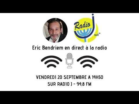 Eric Bendriem sur Radio J  - 20/09/2019