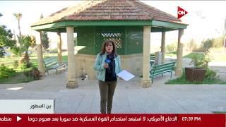 بين السطور - مسجد لارنكا الكبير .. حرقه الأتراك ورممه الأسقف مكاريوس