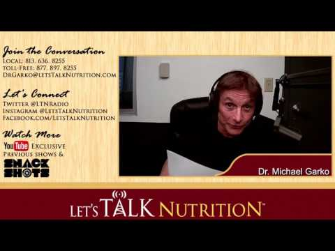Let's Talk Nutrition. Omega-3 Fatty Acids For Better Health