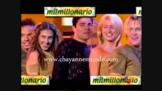 CHAYANNE MARIANA MAMBO Y ENTREVISTA