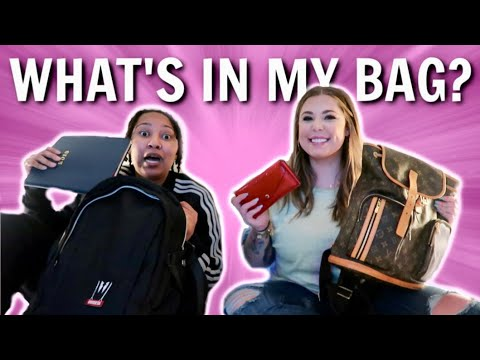 What's in my bag? 🎒 | Kail and the Chaos thumbnail