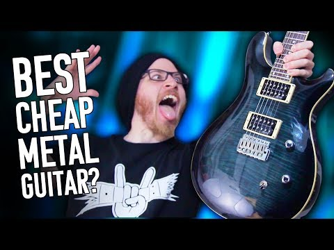 The Best Cheap Guitar For Metal Ever?   Pete Cottrell