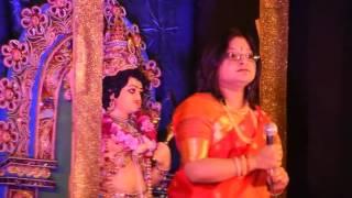 BPCSV Puja 2016   Cultural Program -Ei Meghla Dine Ekla  - Urmila Chowdhury