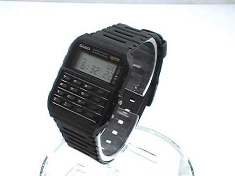 Casio Ca53w 1 Watch With Calculator