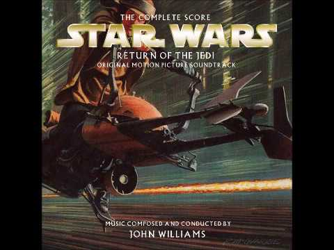 Star Wars Soundtrack Episode VI , Complete Score : Full Soun