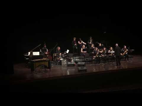 South Whidbey High school Jazz Band   Cotton Tail, Duke Ellington