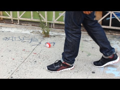 How To Do The Creeper & The Walk The Dog | Yo-Yo Tricks