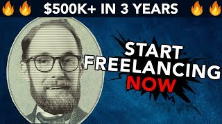 How to Become a Freelancer (BEGINNER)