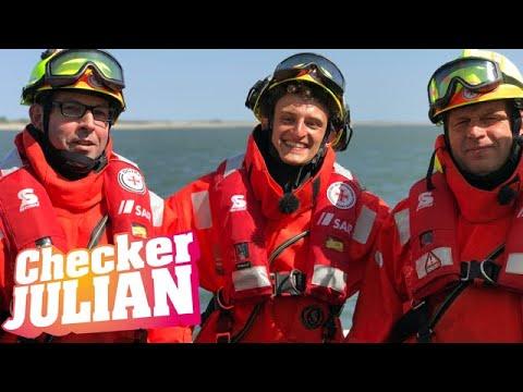 Der Seenotrettungs-Check | Information für Kinder | Checker Julian