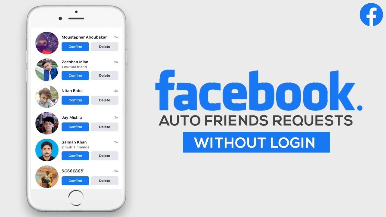 Download How To Get Auto Friend Request on Facebook | Facebook Auto Friend Request 2020
