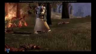 Dragon Age: Origins вступительный трейлер игры