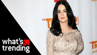 Katy Perry on New Album + Dealing with Bullies at Trevor Live 2012 (EXCLUSIVE)
