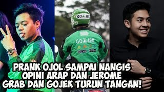 Bikin Resah! Grab & Gojek Meminta YouTuber Stop Konten Prank Ojol! Opini Reza Arap & Jerome Polin