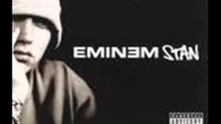 Eminem - Stan Instrumental with hook