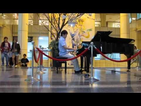 Tony Jen plays Scriabin Prelude op.11 No.10 & Etude op.42 No