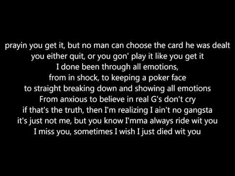 Dr. Dre ft. Rell & Mary J. Blige - The Message (lyrics)