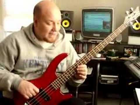 learning the fretboard on the bass guitar youtube. Black Bedroom Furniture Sets. Home Design Ideas