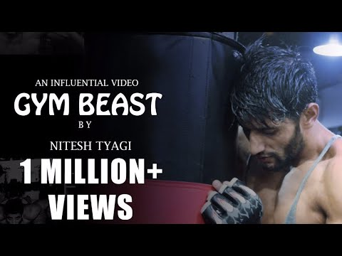 Nitesh Tyagi | Gym Beast | Tum Nahi Smjhoge | Janak Kasana | Fitness Workout Video